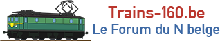 Forum des Trains 160 Belges